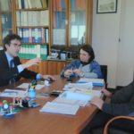 L'Ordine degli Architetti incontra il settore Urbanistica del Comune di Agrigento