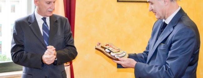 Agrigento, il prefetto Caputo incontra il personale della Polizia di Stato