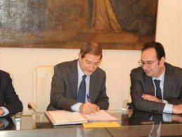 Sicilia, Musumeci firma intesa: 38 milioni di euro per 21 comuni delle Madonie