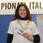 L'atleta agrigentina Giusi Parolino campionessa d'Italia nel lancio del giavellotto
