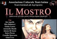 """Agrigento, al Teatro della """"Posta Vecchia"""" in scena """"Il Mostro"""""""