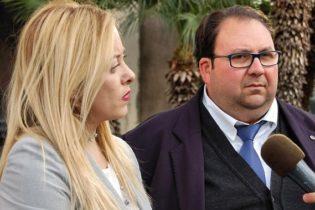 Elezioni Politiche, Calogero Pisano a fianco di Giorgia Meloni per la convention di Fratelli D'Italia
