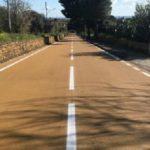 """Agrigento, nuovo asfalto """"tufo"""": riapre la Passeggiata Archeologica"""
