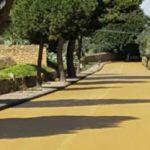 Agrigento, continuano i lavori alla Passeggiata Archeologica