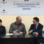 """Confcommercio Agrigento ha incontrato Giuseppe Sodano (Cs). Picarella: """"Fate rispettare le regole"""""""