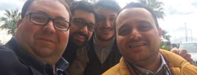 Elezioni Politiche, Pisano (centrodestra) incontra il presidente del consiglio comunale di Santa Elisabetta