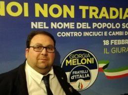 """Elezioni Politiche, Pisano: """"firmato a Roma un patto con gli italiani di buona politica"""""""