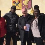 Agrigento, associazione della comunità senegalese incontra il Questore Auriemma