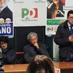 """Elezioni Politiche, tour elettorale di Giuseppe Sodano in provincia: """"Ho trovato gente combattiva che mi sosterrà al massimo"""""""
