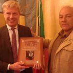 Agrigento, arte circense e solidarietà: Firetto riceve il patron dello storico Circo Togni