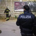 Agrigento, cadono calcinacci da muro: transennata area in via Esseneto – FOTO