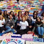 """La """"coperta di Palmina"""": FIDAPA e detenute insieme per dire basta alla violenza sulle donne"""