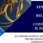 """""""Educare alla bellezza per costruire il futuro"""": convegno all'Accademia """"Michelangelo"""""""