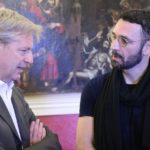 """Raoul Bova ad Agrigento con la commedia """"Due"""": """"Teatro Pirandello fra i più belli d'Italia"""""""