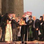 """Alla Georgia il Tempio d'oro per la 73esima festa del """"Mandorlo in Fiore"""""""