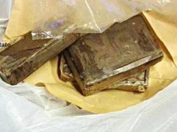 A Palermo per 200 grami di hashish: due giovani agrigentini nei guai