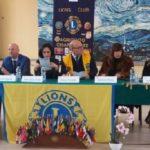 """Il Lions Club Agrigento Chiaramonte incontra gli studenti del """"Foderà"""". Progetto Martina: """"parliamo ai giovani dei tumori"""""""