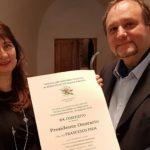 Agrigento, il professor Francesco Pira Presidente Onorario ANCRI