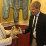 Agrigento, Firetto riceve la Vice Sindaco della città di Perm