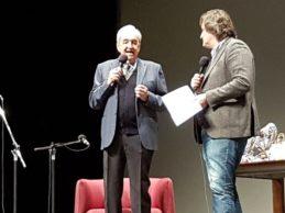 Bruno Pizzul a Cormons festeggia i suoi 80 anni – FOTO E VIDEO