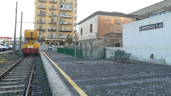 Stazione Porto Empedocle