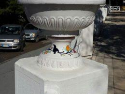 Braccio di Ferro tra amore per la città e inciviltà, Alfredo Prado non molla, pronti altri vasi per Agrigento