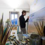 Arte, work in progress per Giuseppe Colombo: da domani in mostra nella Valle dei Templi