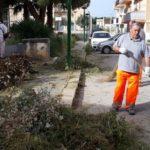 Agrigento, scerbamento al via: interessate varie zone della città