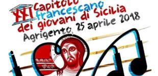 Ad Agrigento le celebrazioni del XXI Capitolo francescano dei giovani di Sicilia