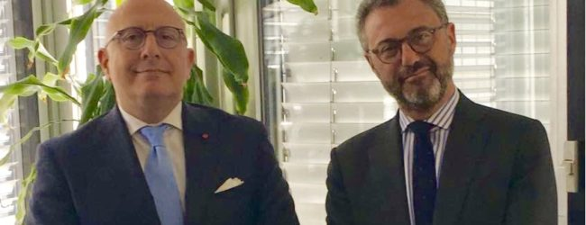 Agenda Digitale Sicilia, Armao incontra il direttore generale dell'AgID
