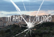 "Agrigento ""ti amo"", ""ti odio"""
