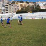 Akragas, allenamento congiunto con la Berretti in attesa del match contro la Fidelis Andria