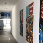Arte e sport, l'accademia delle Belle arti dona dei quadri alla Fortitudo Agrigento