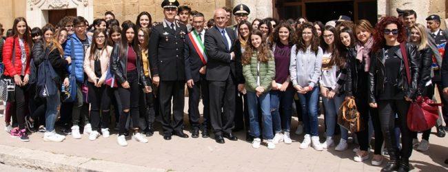 Celebrato il 33esimo anniversario dell'uccisione dell'Appuntato dell'Arma dei Carabinieri Alfonso Principato