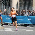 Atletica, alla Maratona di Milano exploit di Edna Caponnetto: seconda nella SF45 con il nuovo record personale