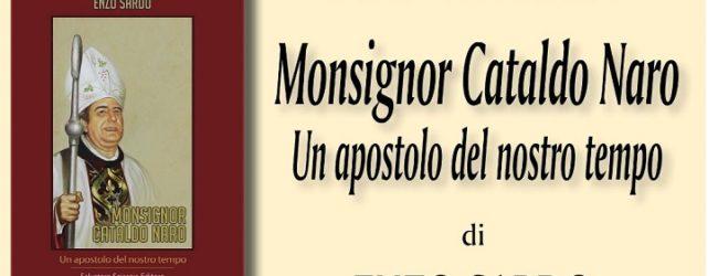 """A Canicattì si presenta l'ultima opera dello scrittore Enzo Sardo: """"Monsignor Cataldo Naro, un apostolo del nostro tempo"""""""