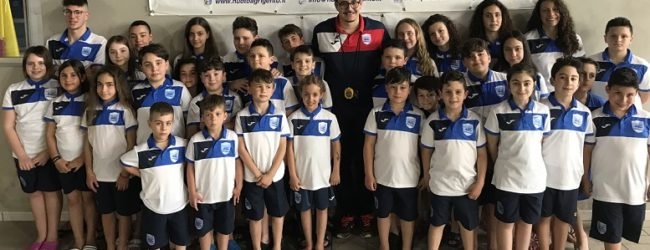 Successo per la Nuoto Agrigento: conquistate 36 medaglie nell'ultimo week-end