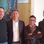 Palma di Montechiaro, la giunta Castellino incontra l'eurodeputato La Via: discusso della programmazione europea