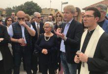 """Agrigento, inaugurato il """"Parco di Alice"""": un nuovo parco giochi al Villaggio Mosè"""