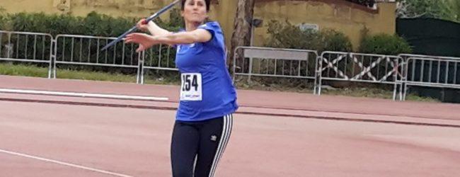 Pentathlon lanci invernali: record siciliano per Giusi Parolino