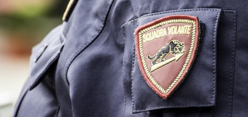 Sezione Volanti Polizia