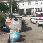 Canicattì, rilevate multe per abbandono rifiuti