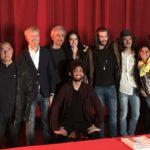 Agrigento, visita del Sindaco Firetto ai provini del nuovo film di Beppe Cino