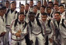 Venezuela: la Nazionale Under 17 sbarca in Italia ed incontra il calcio nostrano