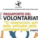 """Gela, il sociologo Francesco Pira e la psicologa Stefania Pagano all'evento finale del progetto """"Passaporto del volontariato"""""""
