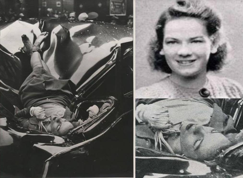 curiosità il suicidio più bello del mondo la storia di evelyn