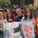 """""""Marcia per la legalità"""": gli agrigentini ricordano Giovanni Falcone"""