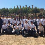 """""""Let's clean up Europe"""": studenti, istituzioni e aziende insieme nella valle dei Templi"""
