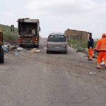 Agrigento, riprende la bonifica delle strade provinciali dai rifiuti speciali e pericolosi
