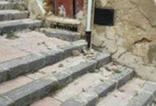 Il maltempo imperversa Agrigento, ancora crolli di calcinacci nel Centro Storico